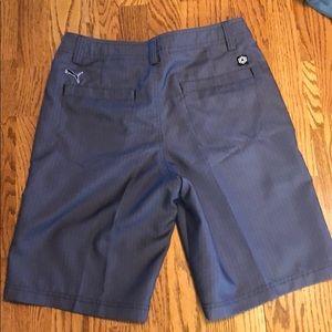 Puma Grey Golf Shorts